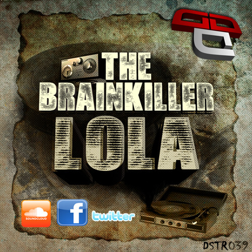 [DSTR039]The Brainkiller - On and Off