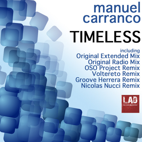 M Carranco - Timeless (Original Promo Cut) - OUT NOW !!!