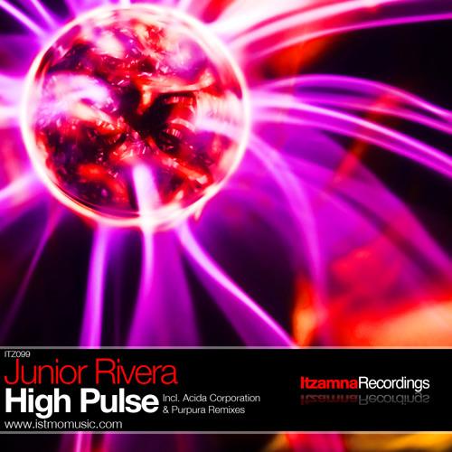 Junior Rivera - High Pulse (Original Mix) [Itzamna Recs]