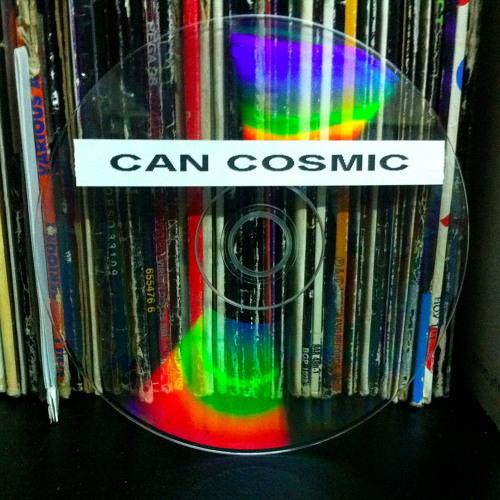 Can Cosmic Tape #1 (Bottin & Dimovi)