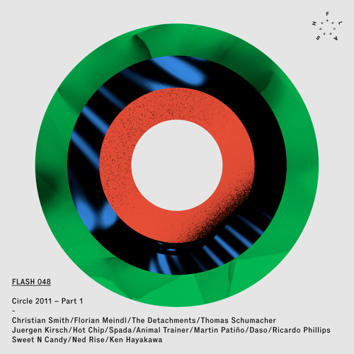 Christian Smith & Florian Meindl - Desire (FLASH 048) Circle compilation