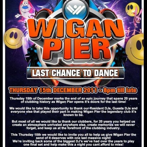 DJ Kenty - Wigan Pier Classics
