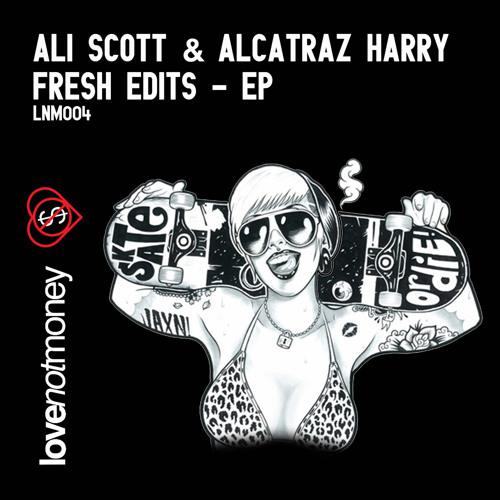Ali Scott & Alcatraz Harry - Magic Spoon (Original Mix) [LNM004]