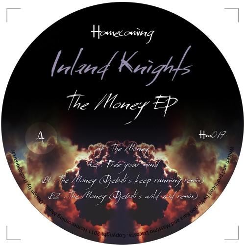Inland Knights - The Money EP incl. Djebali remixes - HM017