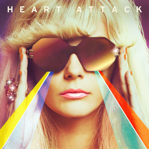 The Asteroids Galaxy Tour Heart Attack (Single)