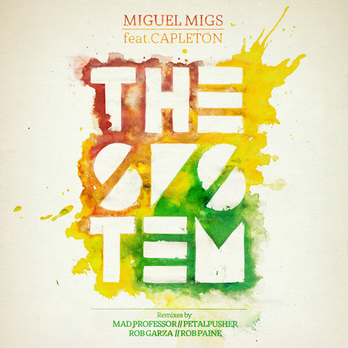Miguel Migs - The System feat. Capleton (Rob Garza Remix)