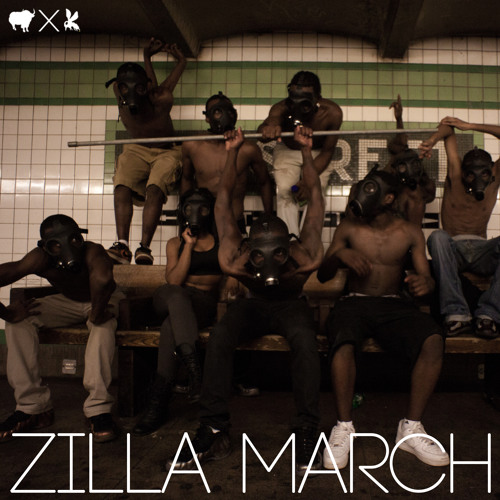 B'zwax - Zilla March (preview)