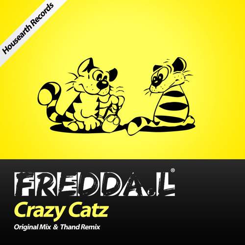 Fredda.L - Crazy Catz (Original Mix) (Housearth Records)
