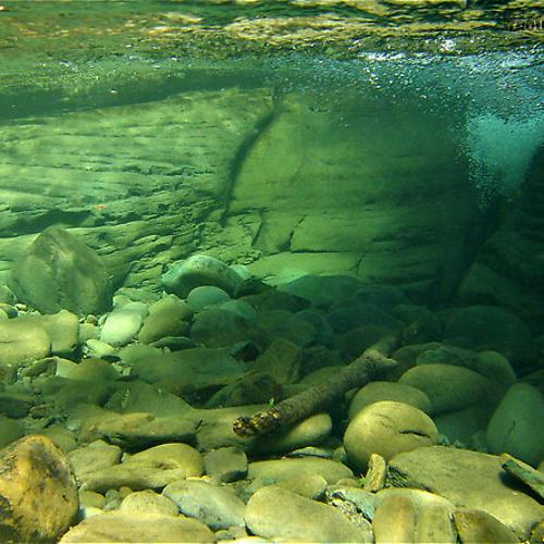 Sea,underwater waves,underwater recording
