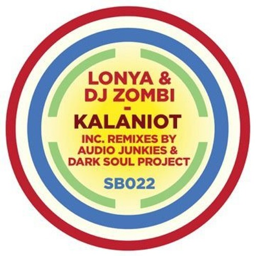 Lonya & Dj Zombi - Kalaniot ( Dark Soul Project Remix) Sudbeat