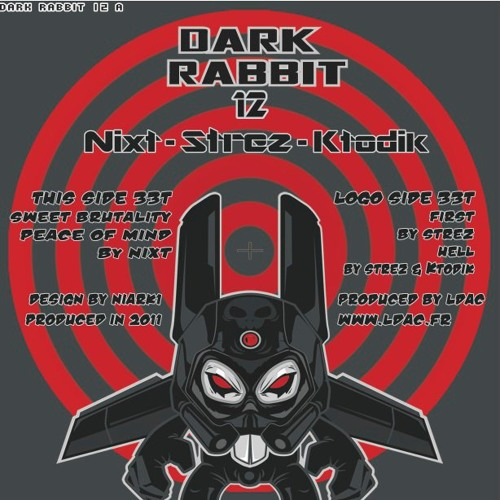 """FIRST"" by STREZ  ""Le Diable au Corps"" (Dark RaBBiT 12)"