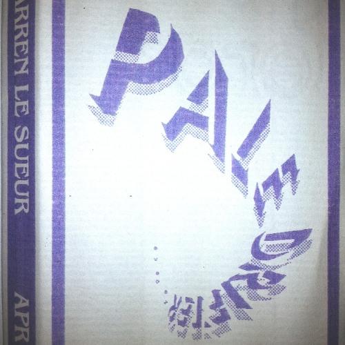 Pale Drifter 'Side A & B' (Apr 1994) - Warren Le Sueur
