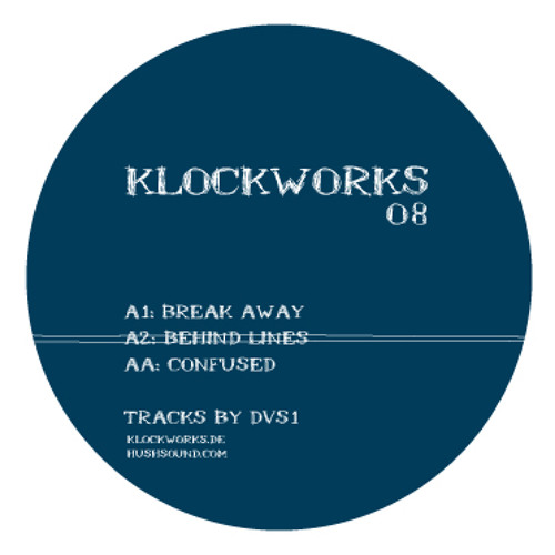 DVS1 Break Away KW08