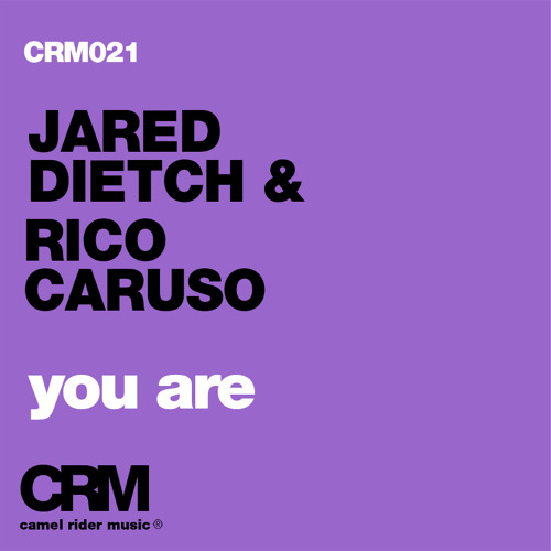 Jared Dietch & Rico Caruso - You Are (Radio Edit)