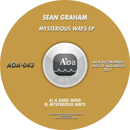 "B) Sean Graham ""Mysterious Ways"" <clip>"