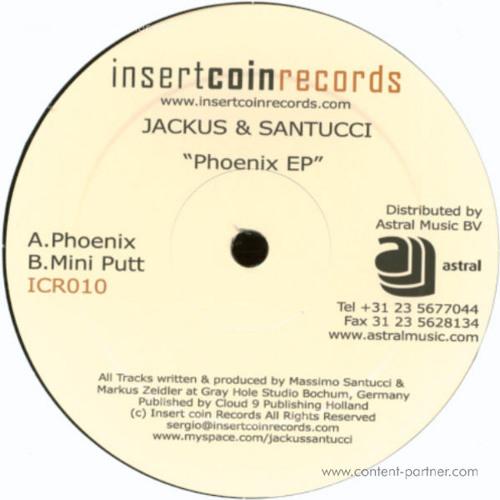 Jackus & Santucci - Phoenix (Original Mix)