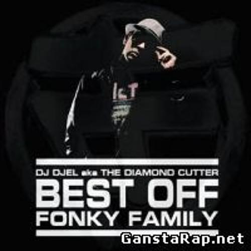 Fonky Family - Best off (mixed by dj djel a.k.a the diamond cutter) cd2
