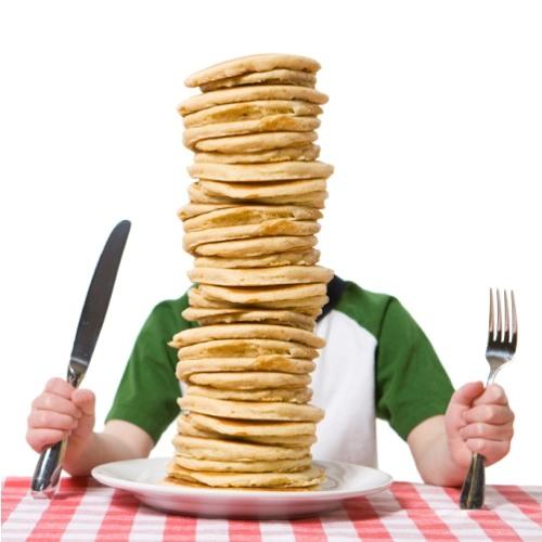 One Trillion Pancakes