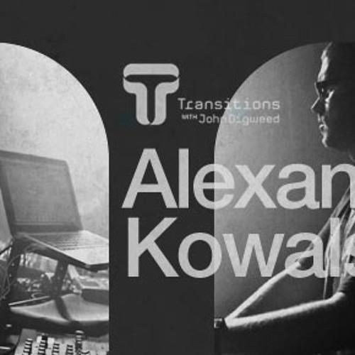 Alexander Kowalski at John Digweed´s Transitions Radio Show 16-12-2011