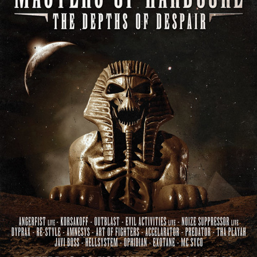 Noize Supressor LIVE @ MOH - The Depths of Despair 26-11-11
