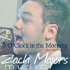 5 O Clock in the Morning (Originally Performed by T Pain) - Zach Majors Studio Cover
