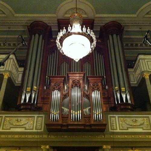 Location Recording of Frank Bridge's - Adagio in E Major