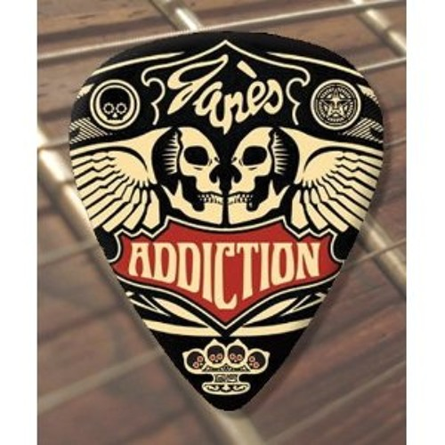 """Hustler"" - Jane's Addiction (live)"