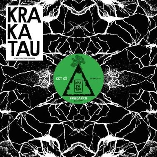 Freedarich: Gerade alt / Krakatau 003