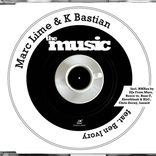 Marc Lime & K Bastian feat. Ben Ivory - The Music (Lazard Electro House Remix)
