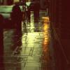 Living in the rain