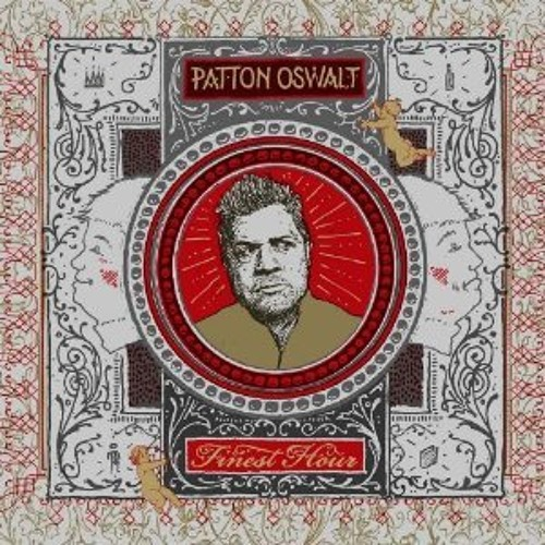 Patton Oswalt on NPR - 12/18/11