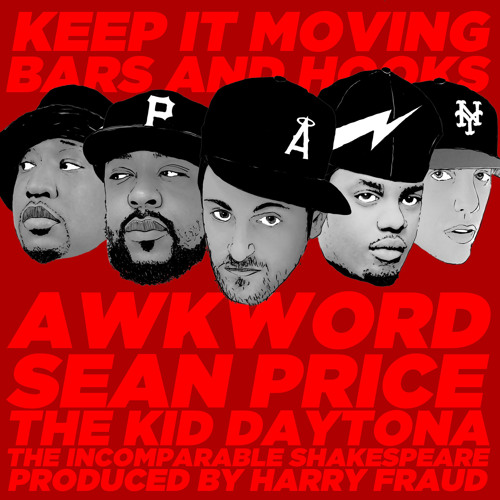 Awkword - Bars And Hooks (Ft. Sean Price & Daytona) [Prod. By Harry Fraud]