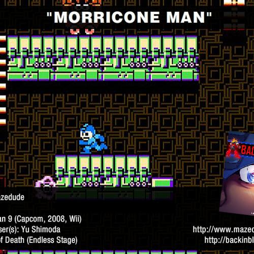 """Morricone Man"" - Mega Man 9 ""Maze of Death"" Remix by Mazedude"