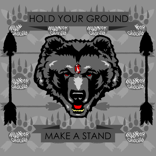 Hold Your Ground - Two Trips (One In, One Out)