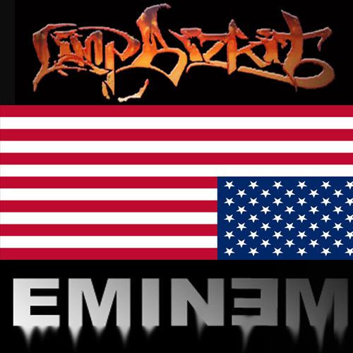 Limp Bizkit Vs Eminem - Golden America