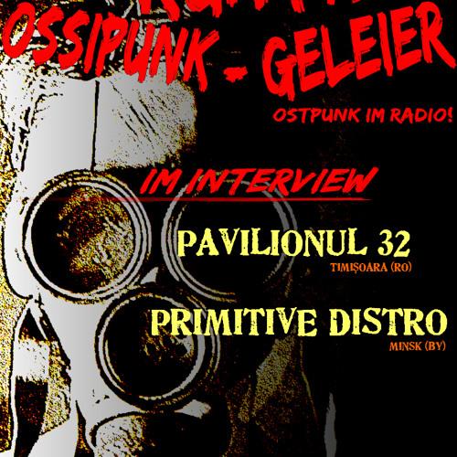Pavilionul 32 - Interview Kamikaze-Radio.de part1