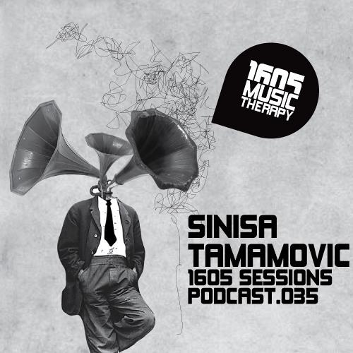 Sinisa Tamamovic - 1605 Podcast 035 - mix 2011