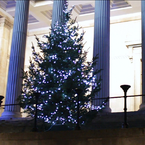 UCLU Christmas Charity Concert in the Quad