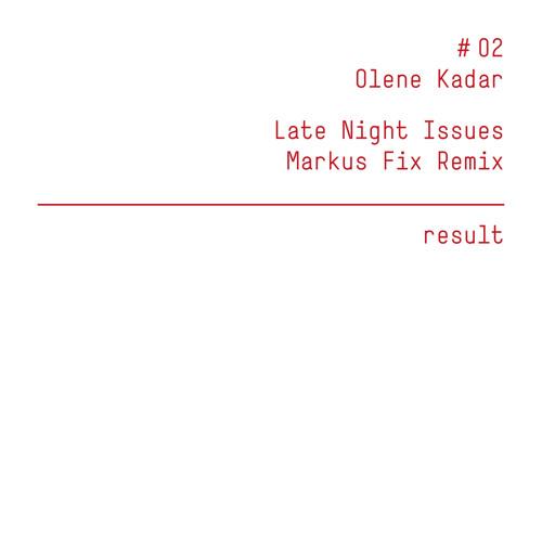 Result002 Olene Kadar - Pator (Markus Fix RMX)