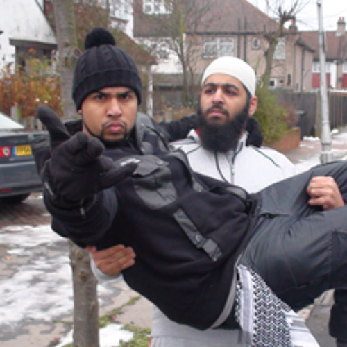When Humza Arshad AKA Diary Of A Badman met Bobby Friction!