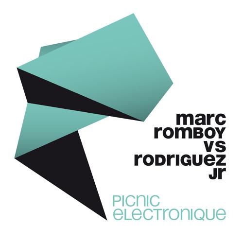 """Marc Romboy Vs. Rodriguez Jr. """"Picnic electronique"""" (Deetron Remix/SC Edit)"""