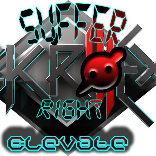 Skrillex vs Knife Party - Suffer Right (E-LeV-8 Mash-up)