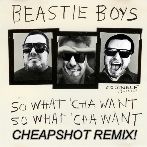 Beastie Boys - So Whatcha Want (Cheapshot Remix)