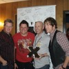 Rascal Flatts on the verge of No 1 with Easy and back in studio w/ a new album due out this Winter!