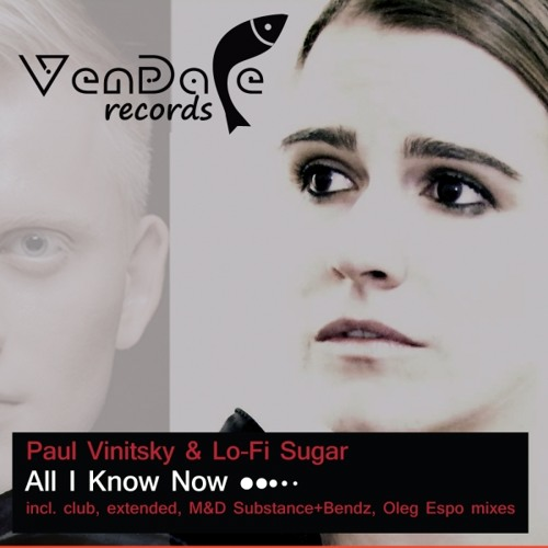 Paul Vinitsky & Lo-Fi Sugar - All I Know Now (Paul Vinitsky Club Mix)