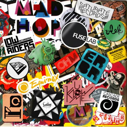 MAD-HOP vol.4 promo mix 2011