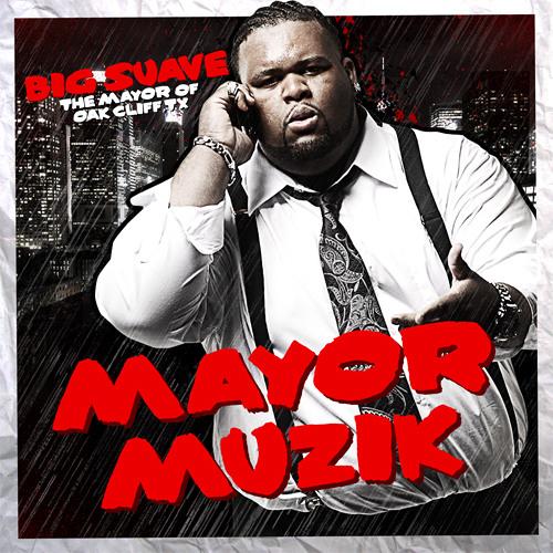 The #MayorMuzik EP