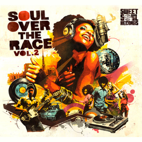 SOUL OVER THE RACE VOL.2 TRAILER (mixed by Dj Hiroking)