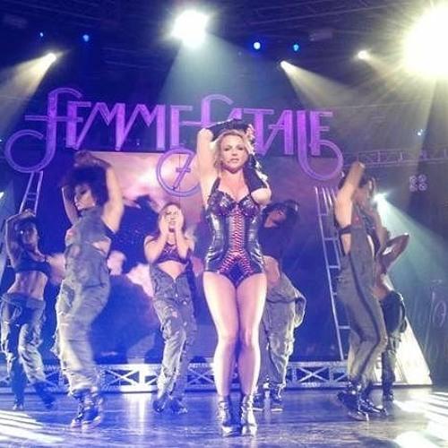 Britney Spears S&M (Remix)
