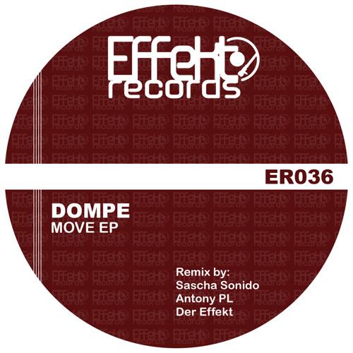 Dompe - Thats It (Antony PL Rmx.)